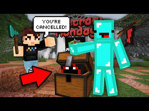 Skeppy snuck me into Minecraft Monday AGAIN (ft. James Charles) thumbnail