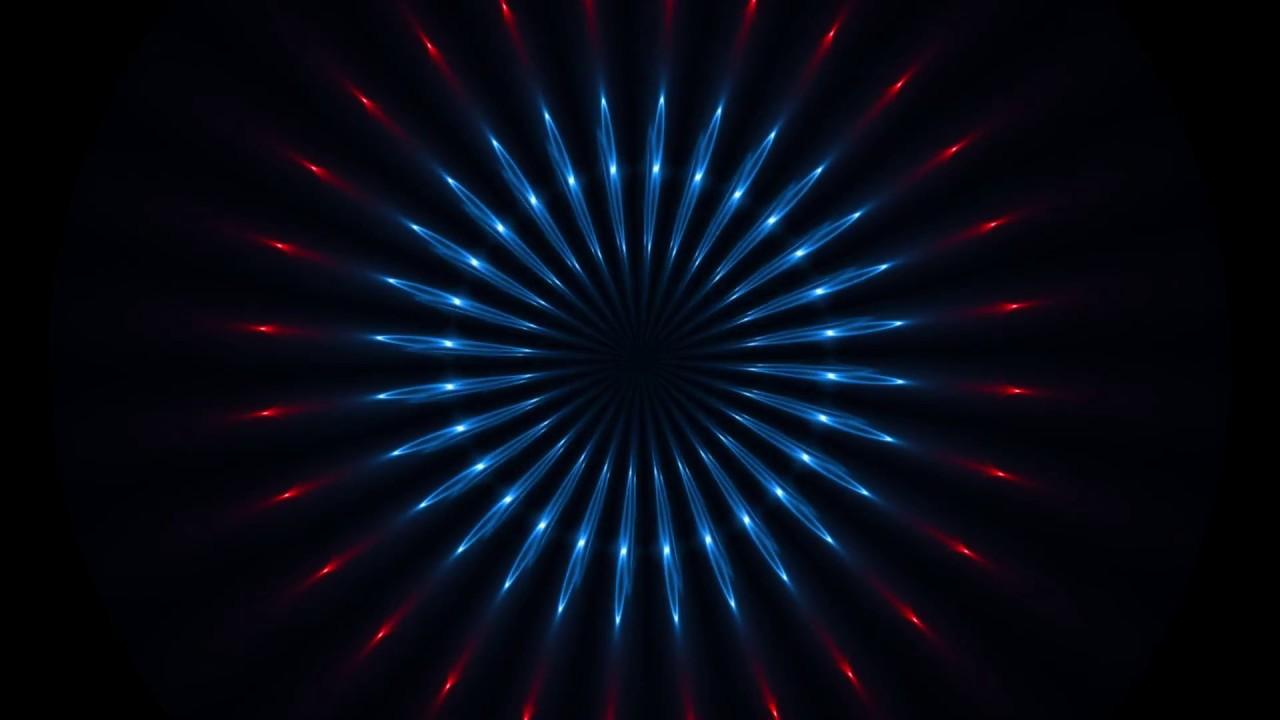 Electro Light Dj Vj Animated Background Free Hd