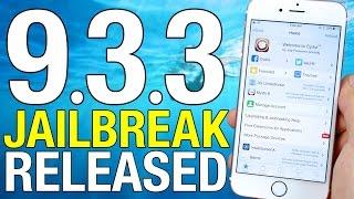 How To Jailbreak iOS 9.3.3 - Pangu Jailbreak RELEASED!