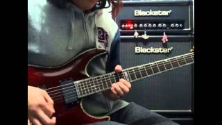 BRING ME THE HORIZON - Blessed With A Curse(Guitar