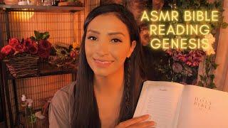 ASMR Reading The Bible   Genesis   Soft Spoken ASMR screenshot 5