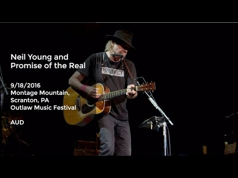 Neil Young and Promise of the Real Live at the Outlaw Fest - 9/18/2016 Full Show AUD