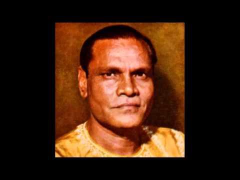 Pt.Rasiklal Andharia-Raga-Shudh Sarang