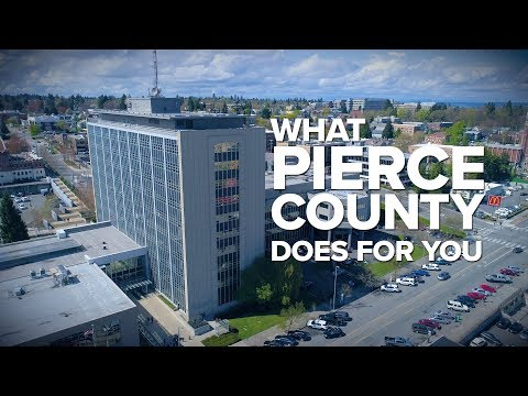 Pierce County, WA - Official Website | Official Website