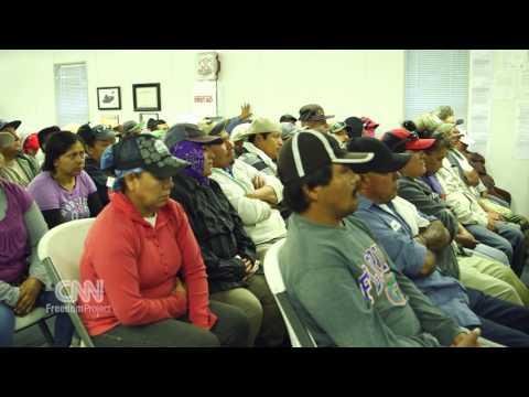 Fighting modern slavery on Florida farms