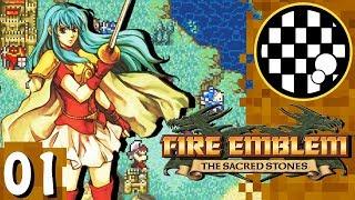 Fire Emblem: The Sacred Stones | PART 1
