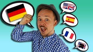 Learn Language 3 Months For FREE: Language Marathon | Get Germanized feat. Lingoda