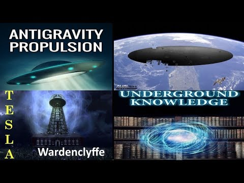 UNDERGROUND KNOWLEDGE #4: Grant Hayman (Advanced Space Propulsion, Tesla, Magnetic Resonance)