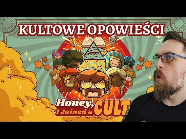 Kultowe Opowieści - Honey, I joined a Cult - gameplay #pl