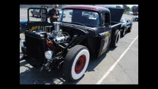 2013 Hot Rods Kustoms Car Show Fortuna California