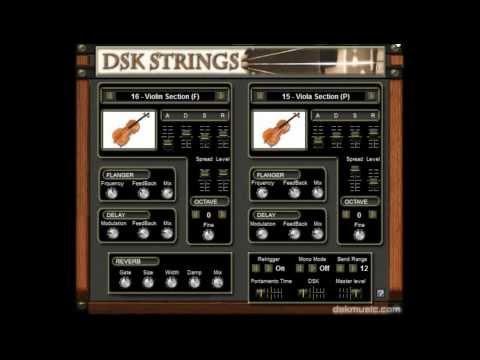 DSK Strings - Free VST