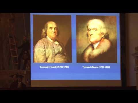 Lecture Jonathan Israel