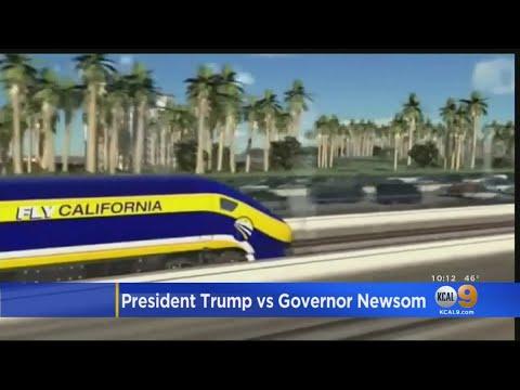 Trump Admin Announces Plan To Cancel $929M For California High-Speed Rail – Los Angeles Alerts