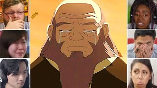 REACTORS React To Iroh Singing LEAVES FROM THE VINE (Avatar The Last Airbender)