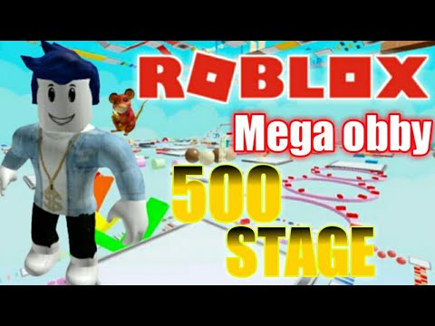 JADI TOP GELOBAL PARKUR, LEWATI 500 STAGE!!! - ROBLOX INDONESIA from YouTube · Duration:  15 minutes 35 seconds