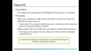 XML access interface in websphere portal