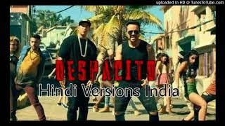 Despacito (Hindi Version) - New Hindi songs 2017