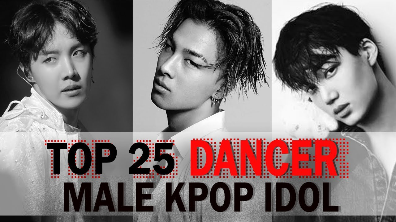 Best Dancer Of Male K Pop Idol 2020 King Choice Vote Youtube