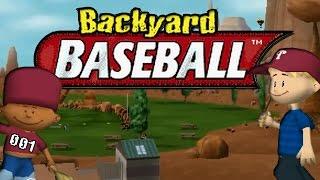 Backyard Baseball 2005 | Episode 1 | New Season