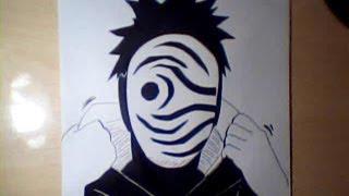 Drawing tobi (old mask)