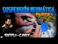 SUSPENSIÓN NEUMÁTICA A ESCALA #01 // REPLI-CART // FREIGHTLINER COLUMBIA