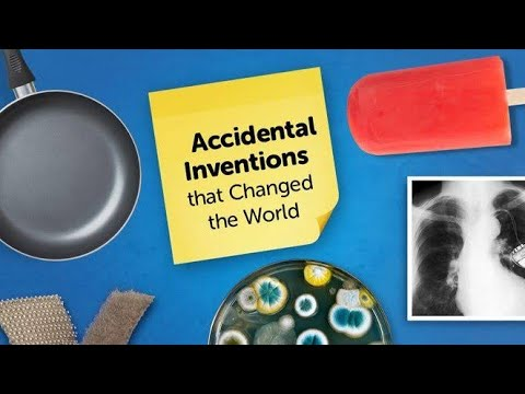 inventions and discoveries that have changed the world The fascinating stories of inventions that could have changed the world,  the  marvelous thing that came from a spring: the accidental invention of the toy.