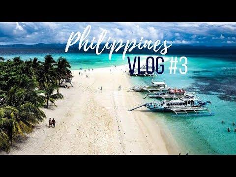 LOVE LIFE PASSPORT | Philippines Vlog #3 🇵🇭 | ROBINSON CRUSOE & KALANGGAMAN ISLAND