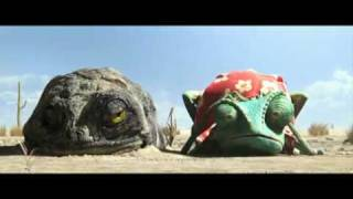 Rango (3D SWEDISH) Trailer
