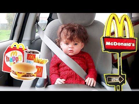 McDonalds Happy Meal for Reborn Toddler...