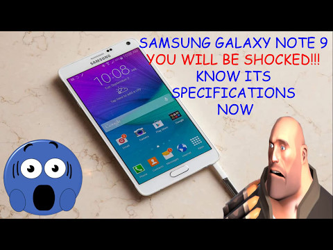 SAMSUNG GALAXY NOTE 9 : IF KNOW ABOUT THIS PHONE,YOU WILL SHOCK???