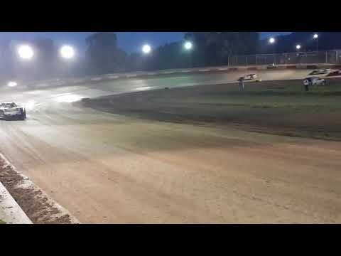9-1-17 Peoria Speedway mowa make up race.   Sblm feature Matt Murphy