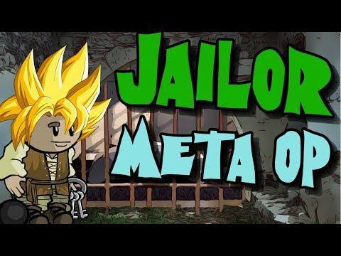 JAILOR META OP | Town of Salem Coven Ranked Practice | Jailor Game