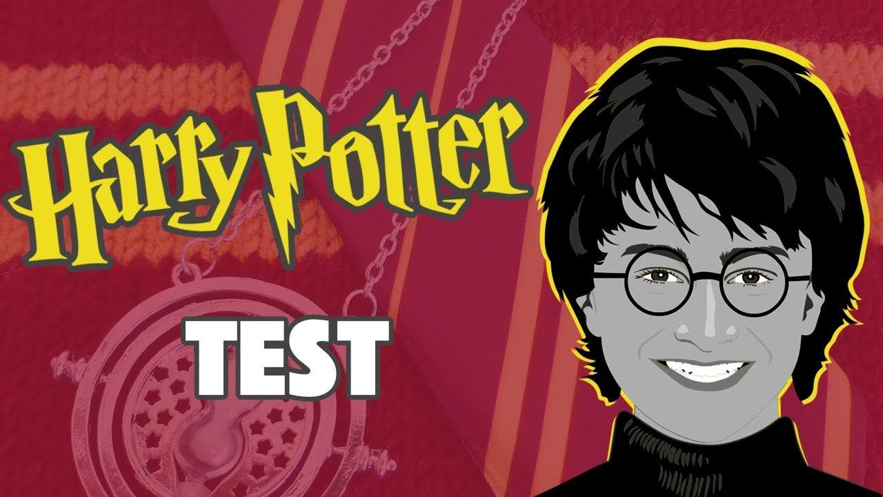 Harry Potter TEST - iba pre znalcov! Trúfneš si?