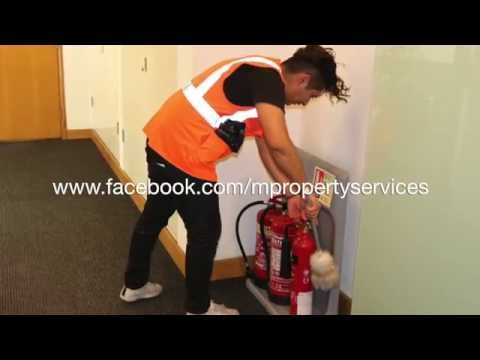 Comercial Cleaning Service - Mendoza Property Services