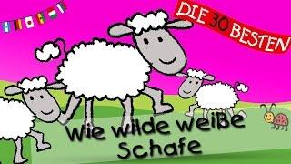 Wie wilde weiße Schafe (Irland) - Die besten Kinderlieder auf Weltreise || Kinderlieder thumbnail