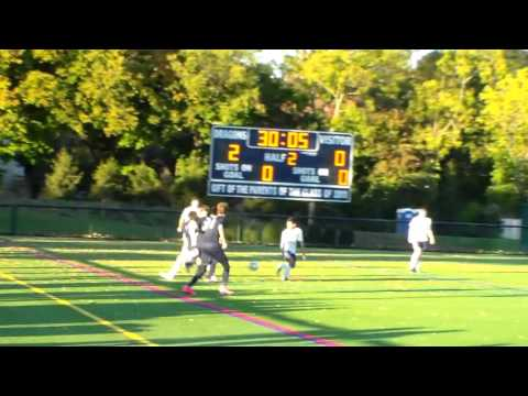 Masters Varsity Soccer vs Greens Farms Academy  10/19/15