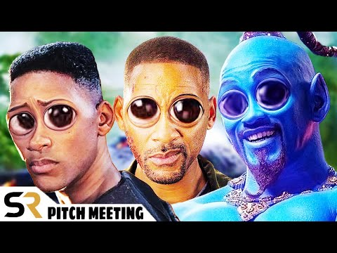Ultimate Will Smith Movies Pitch Meeting Compilation