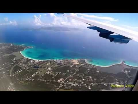 Flight Amsterdam to St Maarten