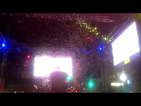 New Years Eve Fiesta Bowl Block Party Countdown to 2012 Tempe Arizona