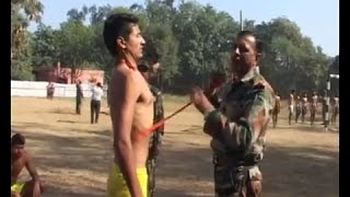 Indian army bharti | physical test