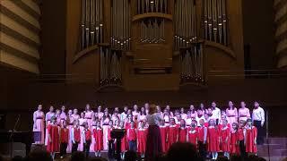 """Edelweiss - песня из мюзикла """"Звуки музыки"""". Поет детский хор"""