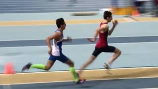 Bernat Erta bronze juvenil en 400m
