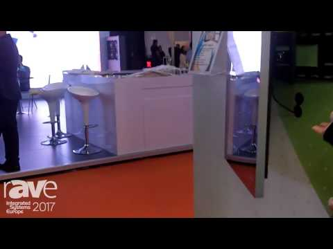 ISE 2017: Mildex Optical Highlights Screen Components