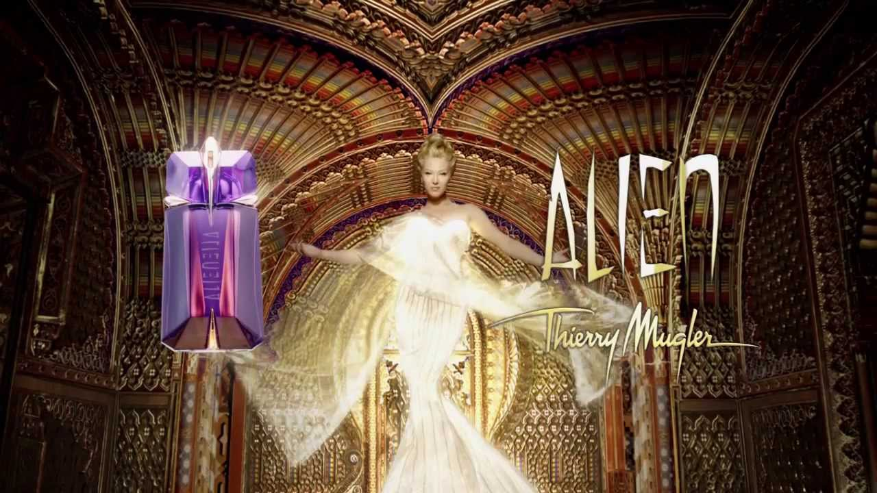 Thierry Mugler Alien 2014 Youtube
