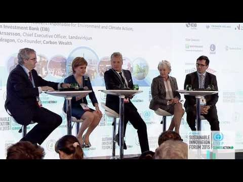 De-carbonising Global Energy Supply: Renewable Energy and Low Carbon Opportunities Panel