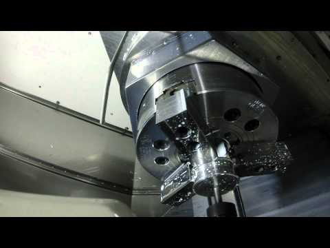 5 Axis CNC Mazak Integrex - Penti-M Engineering Australia