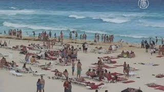Студенты из США по-прежнему не боятся отдыхать в Мексике (новости)(http://ntdtv.ru/ Студенты из США по-прежнему не боятся отдыхать в Мексике. Пляжи Мексики – излюбленное место отдых..., 2015-03-12T12:03:30.000Z)