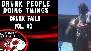 Funniest Drunk Fails Vol. 60 | Drunk People Doing Things