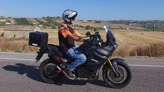 Yamaha Super Tenere 1200 no teste de usuário do MotoSA