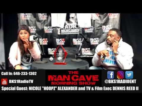 Nikki Hoopz Alexander & Film Producer Dennis Reed on WBKS1.COM